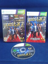 JUEGO MICROSOFT XBOX 360 YOOSTAR 2 IN THE MOVIES KINECT PAL