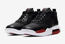Nike Jordan Max 200 Black/White & Gym Red Men's Trainers (CD6105-006) UK I0.5
