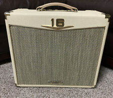 """Crate Palomino V16 15W 1x12"""" Class A Tube Combo Guitar Amp Amplifier Blonde Nm"""
