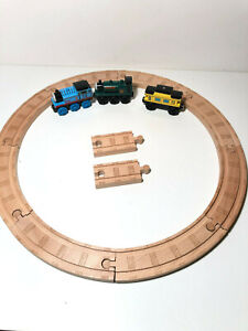 THOMAS THE TRAIN & FRIENDS AND WOOD TRACK