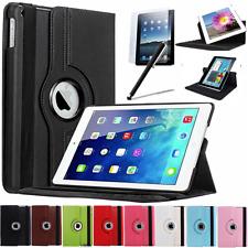 "Tasche iPad Air 1 / 2 Schutzhülle 360° PU-Leder iPad 2017 2018 Case 9,7"" Cover"