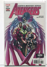 The Avengers #11 Mark Waid Alex Ross New Near Mint Marvel Comics 2016 CBX36