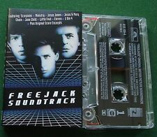 Freejack OST Scorpions Jesus & Mary Chain Little Feat + Cassette Tape - TESTED