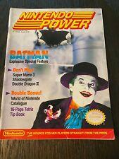 Nintendo Power Volume 10, January/February 1990, Batman[No Poster]