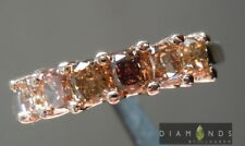 1.06ctw Natural Brown Diamond Band R7143 Diamonds by Lauren