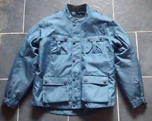 FRANK THOMAS   textile   Motorcycle Jacket       size XL