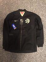 Nike Toronto Raptors OVO Zip Up Gold Black Men's Size Small New 899179-010 $160