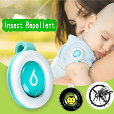 Novel Anti Mosquito Bug Pest Repel Buckle Clip Insect Repellent Outdoor Camping