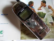 Cellulare NOKIA 5110 sat. Mercedes BMW Audi - ARGENTO CON FLIP
