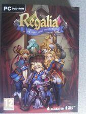 Regalia: Of Men and Monarchs PC DVD-ROM Game Kickstarter RPG Tactic Social Links