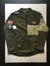 Nike Atlanta Falcons Salute to Service Hybrid Jacket NFL 2017 STS Mens Size 2XL