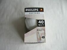 PHILIPS  BOMBILLA SOFTONE T60 E27 40W