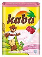 Kaba lösliches Getränkepulver mit Himbeer Geschmack fruchtig 400g