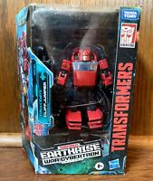 Cliffjumper Transformers Earthrise War For Cybertron Action Figure New Hasbro
