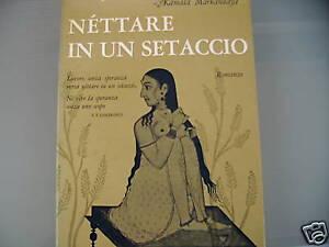 Markandaya, Nettare in un setaccio, Feltrinelli 1956