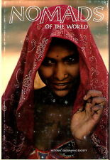 Nomads of the World HCwDJ 1971 National Geographic