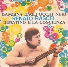 7718 RENATO RASCEL BAMBINA DAGLI OCCHI NERI