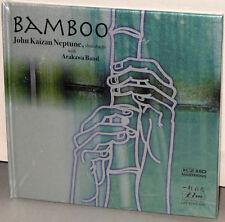FIM / LIM K2HD 030 CD: John Kaizan Neptune - BAMBOO - JAPAN 24bit 100kHz 2007 SS
