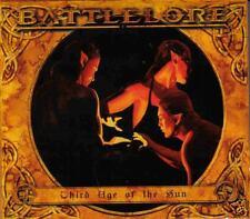 BATTLELORE third age of the sun with 3 bonus tracks LTD