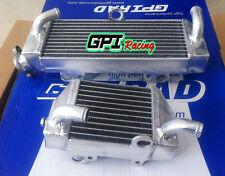 FOR Ktm 85 sx 105 sx sx85 sx105 2003-2012 2004 2005 Aluminum alloy radiator
