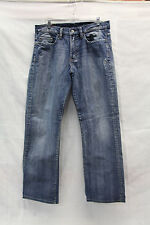 Buffalo Ruffer - X Mens Sz 33 Jeans David Bitton Distressed Used Condition