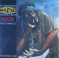 Zingale Peace Ltd. Edition foldout Sleeve VINILE LP NUOVO