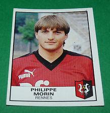 N°248 PHILIPPE MORIN RENNES STADE RENNAIS FC PANINI FOOTBALL 84 1983-1984