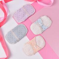 Mujeres Femeninas Reutilizables Algodón Lavable Paño Menstrual Toalla sanitaria