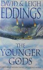 DAVID EDDINGS THE YOUNGER GODS BOOK 4 THE DREAMERS 2006 HCDJ 1ST UK ED RARE OOP