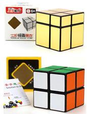 Professional cube 2x2 Mirror puzzle 2x2 magic cube twist kid's toy Xmas gift