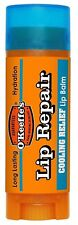 O'Keeffe's Cooling Lip Repair Balm 4.2g Relief For Cracked, Split & Dry Lips COO