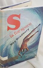 S is for Space, RAY BRADBURY, First Edition 1966