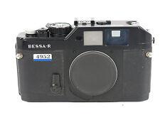 Voigtlander Bessa R Rangefinder Film Camera Leica L39 LTM Screw Mount - BLACK