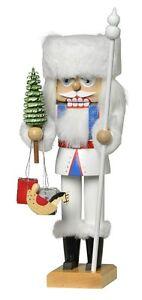 Nussknacker Weihnachtsmann Santa Claus KWO Erzgebirge