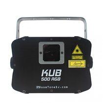 Laser Multicolore KUB500 Rgb Boomtone DJ kub 500rgb