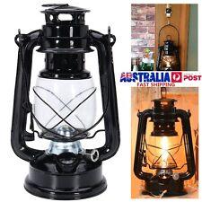 Garden Outdoor Camp Retro Oil Lantern Kerosene Paraffin Hurricane Hanging Lamp