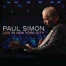 PAUL SIMON, LIVE IN NEW YORK CITY, 2CD/DVD EUROPE 2012 EDITION (NEW)