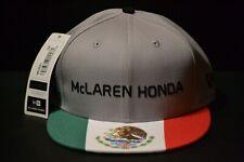 McLaren Honda formula 1 2017 Alonso & Vandoorne Speсial Edition Mexico Cap S/M