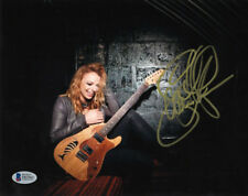 SAMANTHA FISH SIGNED 8x10 PHOTO CELEBRATED BLUES SINGER GUITARIST BECKETT BAS