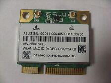 Asus R.O.G. G75VW-BBK5 G75VW Series Wireless Half Card AR5B225 (K26-03)