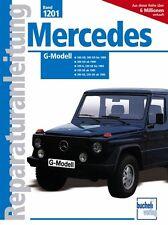 MERCEDES Benz G Modell W460 GD GE Reparaturanleitung Reparaturbuch Handbuch NEU