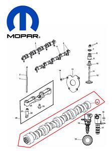 For Dodge Ram 1500 5.7L V8 Engine Camshaft OEM Mopar Brand 53022263AF