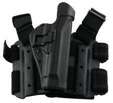 Blackhawk! SERPA LEV 2 Holster Beretta 92/96/M9/M9A1 Black Right Hand 430504BK-R