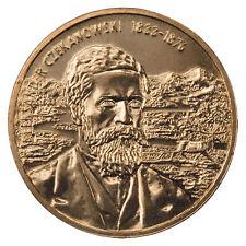 2 Zl POLEN 2004  Polish Travelers and Explorers: Aleksander Czekanowski (1833-18