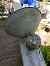 Vintage Brass AUTO-LITE Universal Lamp Co Carbide Headlamp Coal Miner