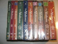 The Waltons : The Complete Series Seasons 1-9+Movie Collection (DVD,45-DISC)