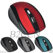 2.4GHz 2000Dpi Wireless Mice Gaming Mouse + USB Receiver Pro Gamer For PC Laptop