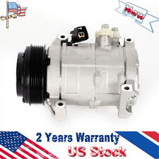 AC Compressor Clutch NSK BEARING fit; 2007-2012 GMC Acadia Made in USA
