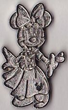 Disney Pin: WDW Hidden Mickey Disney's Pin Traders Icons - Minnie Mouse CHASER