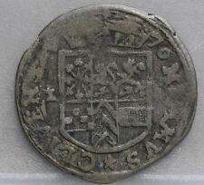 German States - 1 Stuber 1670 Cleve Kleve - Friedrich Wilhelm - KM# 30